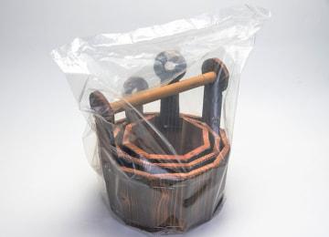 手桶型3点セット 梱包イメージ
