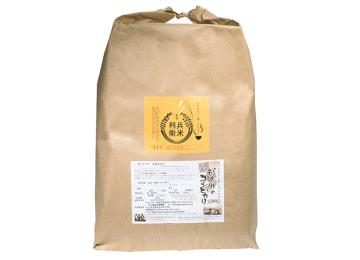 玄米5kg・10kg・25kg、精米25kgはクラフト袋にてお届け