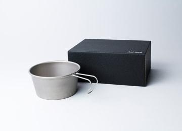 チタンシェラカップ – Art tech