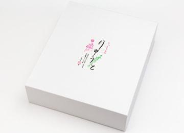 梱包イメージ(醤油味 4袋入り)