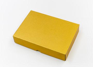 梱包イメージ(金色の化粧箱)