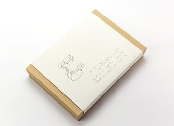 梱包イメージ(掛け紙・茶箱)