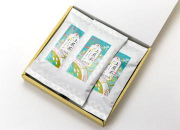 梱包イメージ(上煎茶 5袋入)