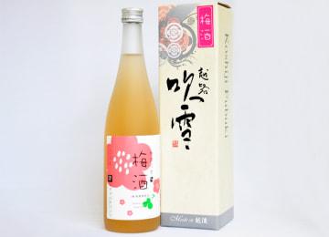越路吹雪 梅酒 720ml(4合)