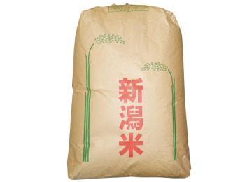 紙袋の米袋イメージ