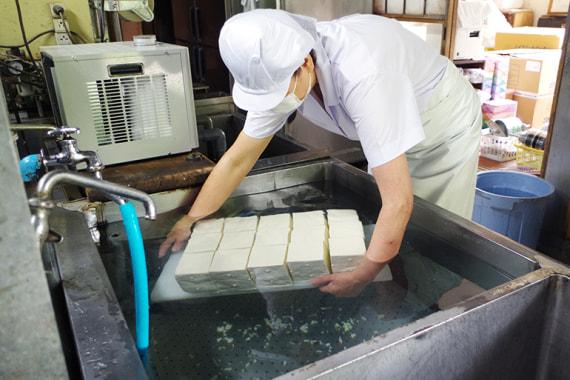 ほくほく豆腐