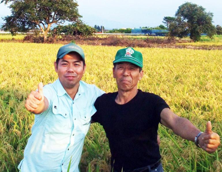 五十嵐利兵衛農園