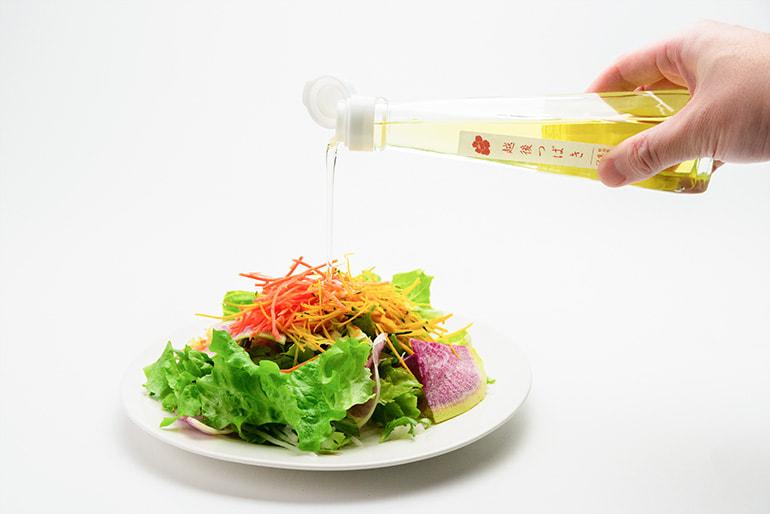 越後つばき(新潟県産食用生搾り椿油) – 北越ファーム株式会社