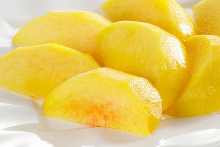 黄桃(贈答用・家庭用) – 石田フルーツガーデン