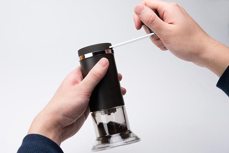 MILLU コーヒーミル – 川崎合成樹脂