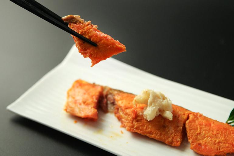 鮭の新潟三種漬け – キタムラフーズ