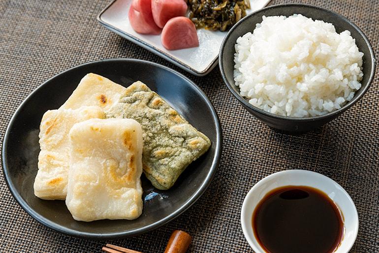 新潟県産米と餅のギフトセット – 農業法人久比岐の里