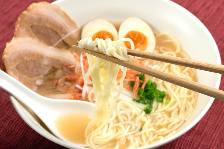 新潟海鮮ラーメンセット – 丸榮製粉株式会社