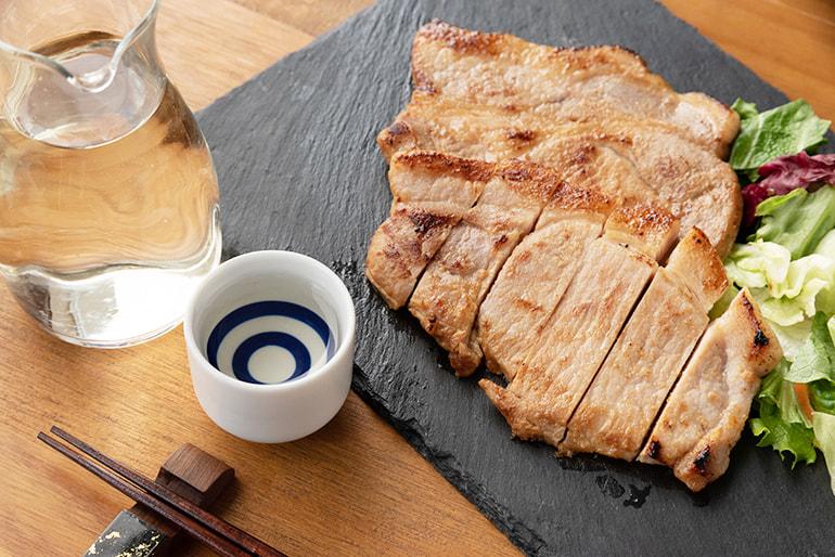 熟×旨 長岡ポークの米麹漬 – 丸七食品