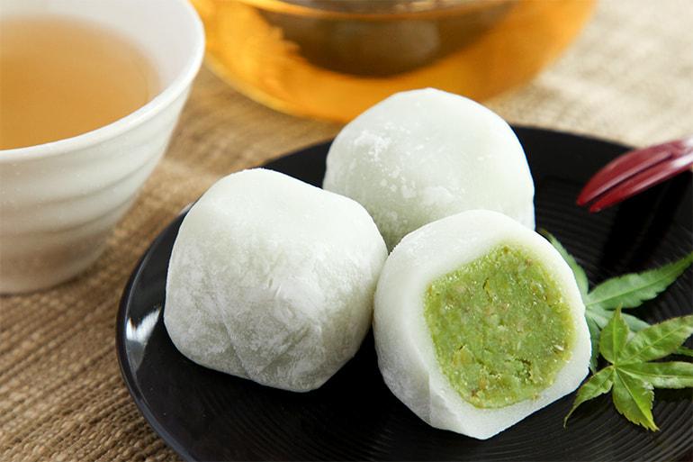 越後のえだまめ餅 – 株式会社 丸屋本店