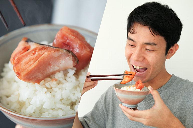 生サーモンの味噌漬け詰め合わせセット – 長岡青善