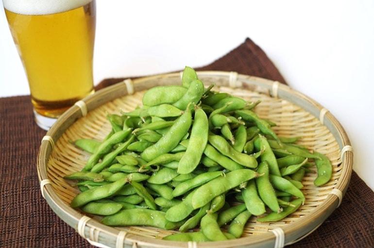 新潟産 枝豆・茶豆 – はちしろ枝豆農園