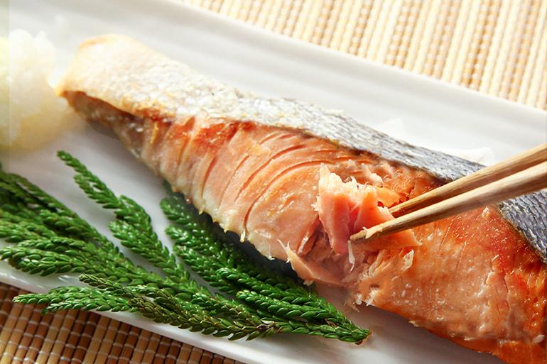 塩引鮭 切り身セット – にいがた石山