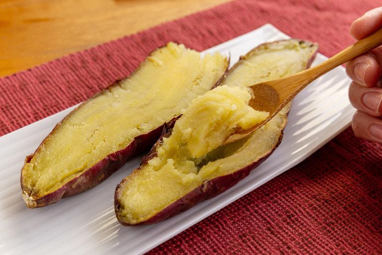 冷凍焼き芋(紅はるか) – 農園ビギン