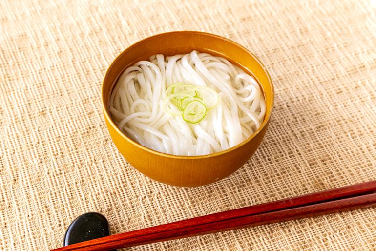 新之助と米粉麺セット – お米の配達人