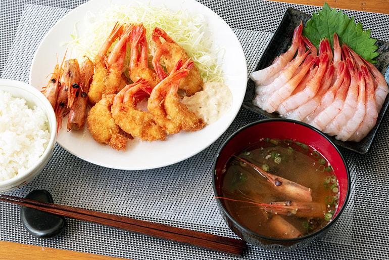 新潟産 南蛮エビ – 大竹鮮魚