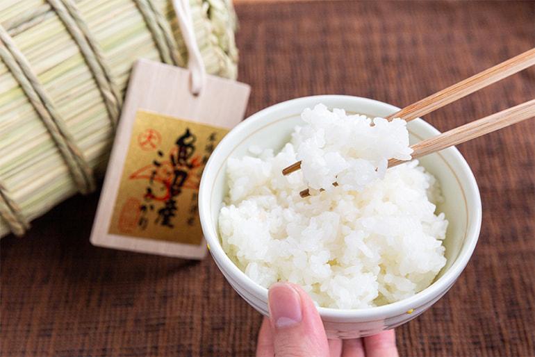 令和2年度米 伝統特別包装 魚沼産コシヒカリ – 株式会社堀商店