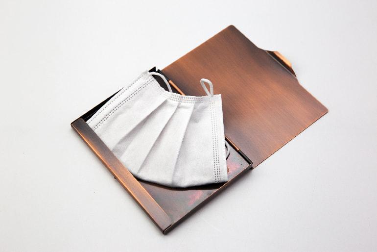 純銅製 携帯フリーケース – 合同会社アルチザン