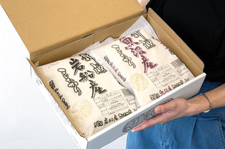 新潟県産米ギフト(小分け袋タイプ) – 新潟農商