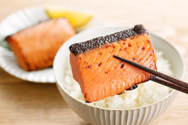 海鮮の味噌・粕漬け – 一富会館