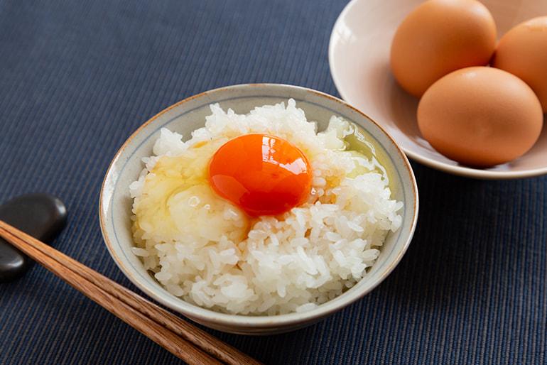 アスタキサンチン含有赤卵 – ツバメファーム