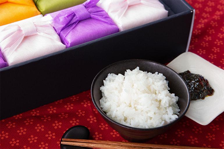 新潟県産米のギフトセット – 初代田蔵