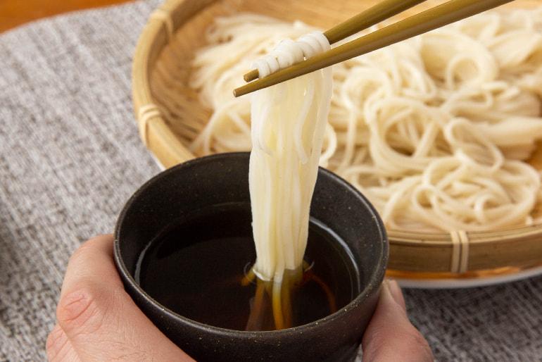 新潟で育てた もち麦めん – 入澤製麺株式会社