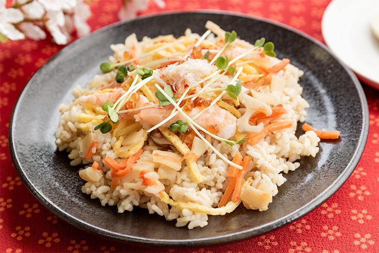 発芽玄米すし飯 – 新潟自然食品館