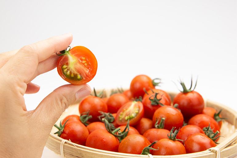 新潟産フルーツトマト「とマとマとマと」 – 株式会社ベジ・アビオ