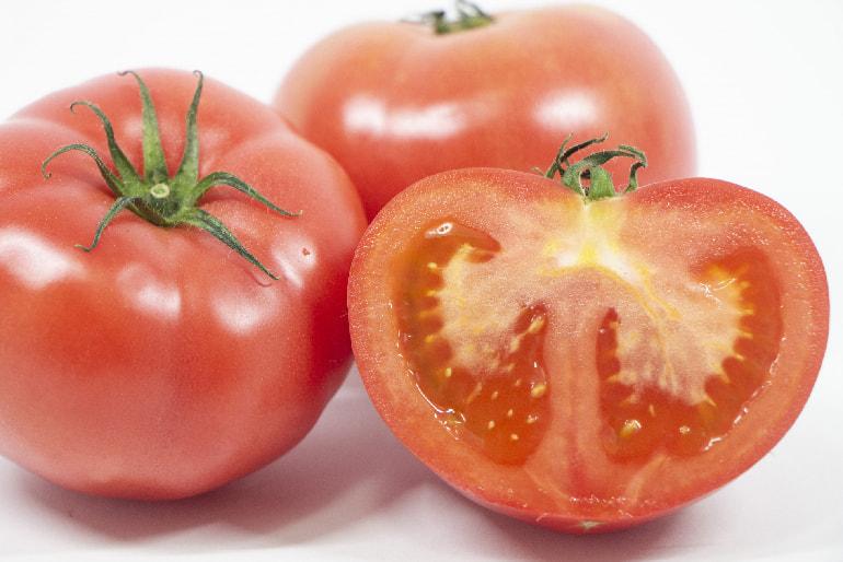 新潟産大玉トマト – 近藤菜園