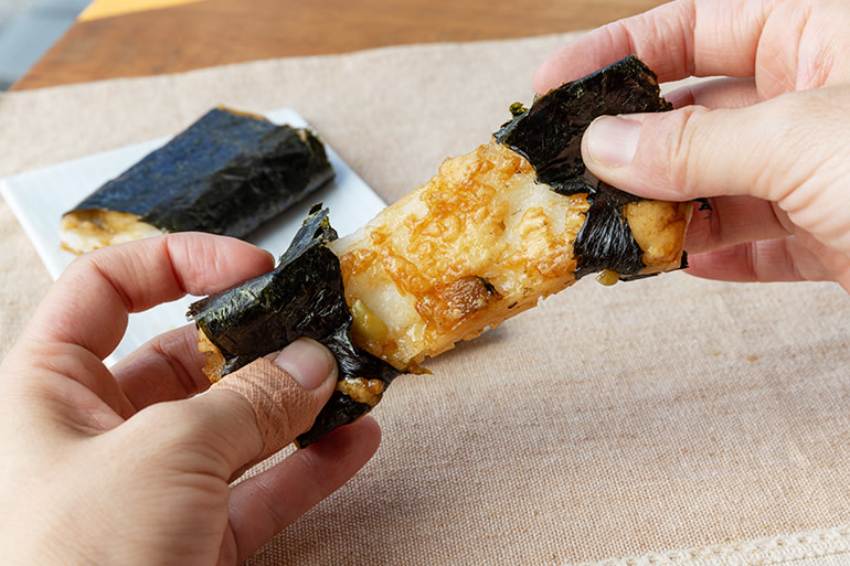 杵つき餅(こがねもち) – JA柏崎