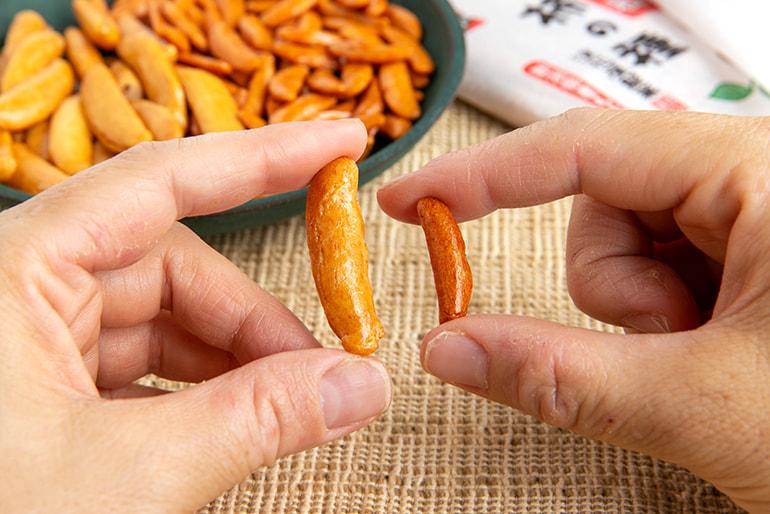 元祖浪花屋 柿の種・大粒柿の種 進物缶セット – 浪花屋製菓
