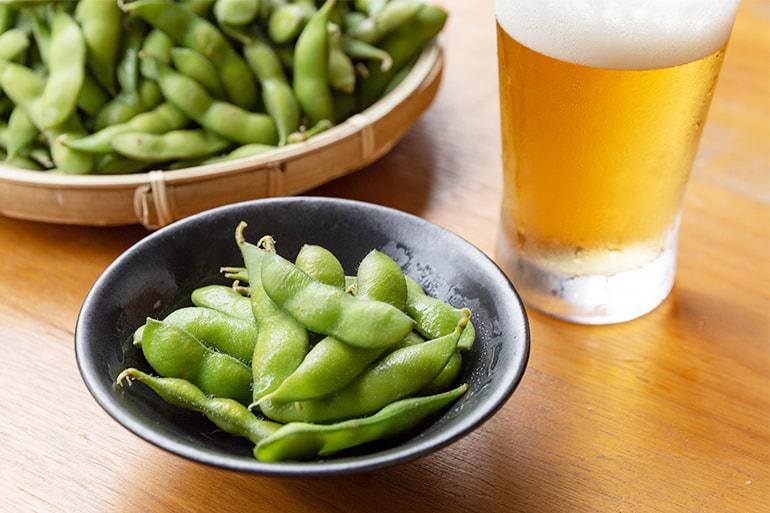 新潟県産 枝豆・茶豆 – 久保農園