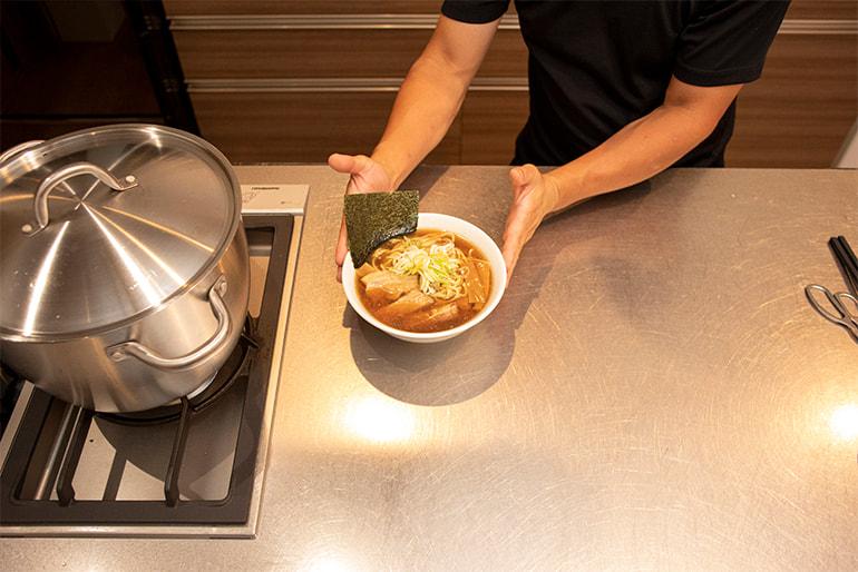 「らーめん八の家ラー」煮干し中華 – らーめん八 家ラー専門店