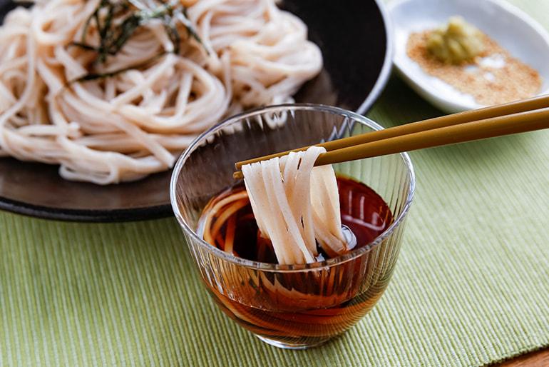 竹割製麺(大麦麺) – 阿部精麦