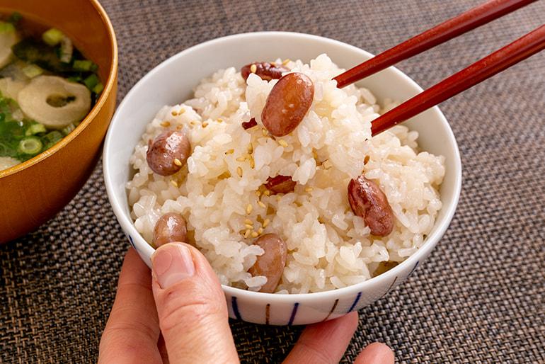 しょうゆおこわセット – 金子米店