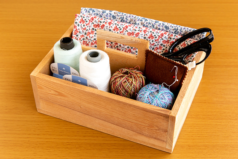 日日燦膳(米・木製食器・木製ケース) – 農事組合法人 蛍の里