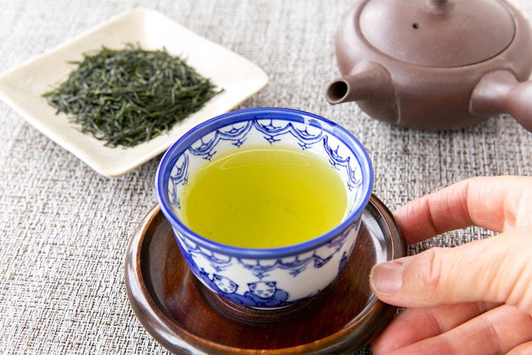 山治園 緑茶「煎茶・玉露・玄米茶」(リーフタイプ) – 山治園