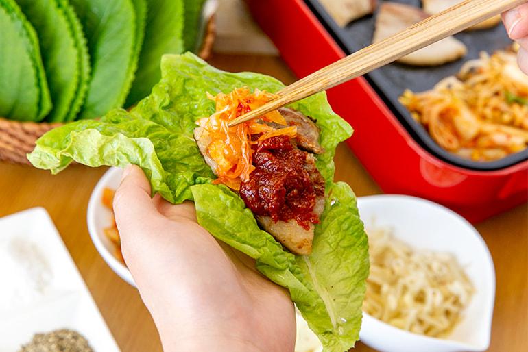 韓国料理セット – 焼肉ホルモン韓国料理 はんぢゃん