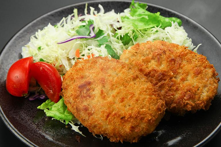 あがの姫牛 ビーフコロッケ – 株式会社 佐藤食肉
