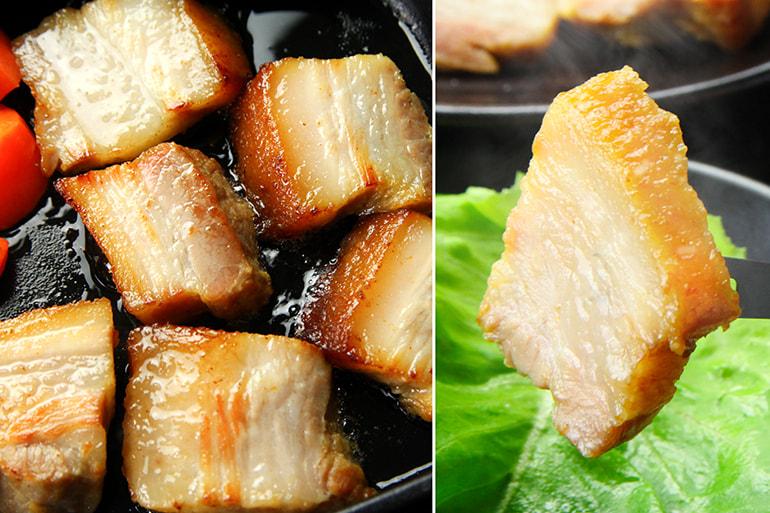 豚ばらつるし焼豚 – 株式会社 佐藤食肉