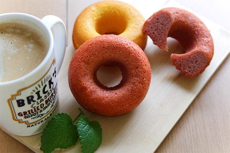新潟県産焼きドーナツ – しばうま本舗