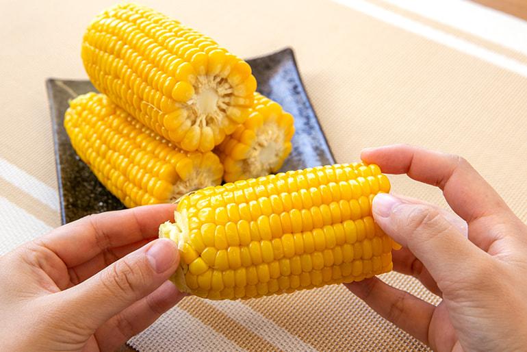 津南産トウモロコシ「わくわくコーン」 – 甘党農家ヤチダヤサイ