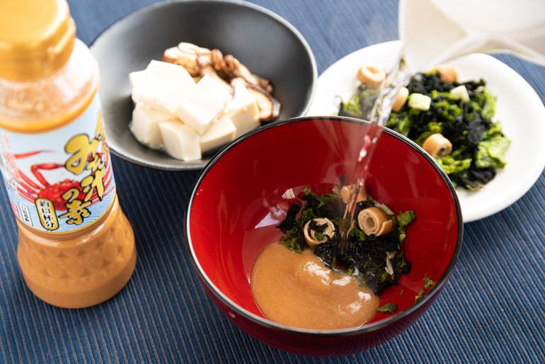 味噌屋さんのみそ汁の素シリーズ – 山崎醸造株式会社