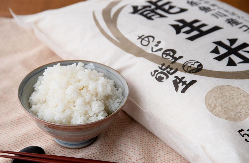 令和2年度米 糸魚川産 能生米コシヒカリ(特別栽培米)